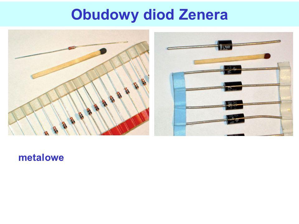 Dioda Zenera jako ogranicznik napięcia