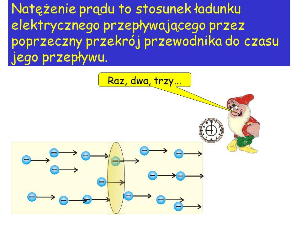 Kierunek przepływu prądu