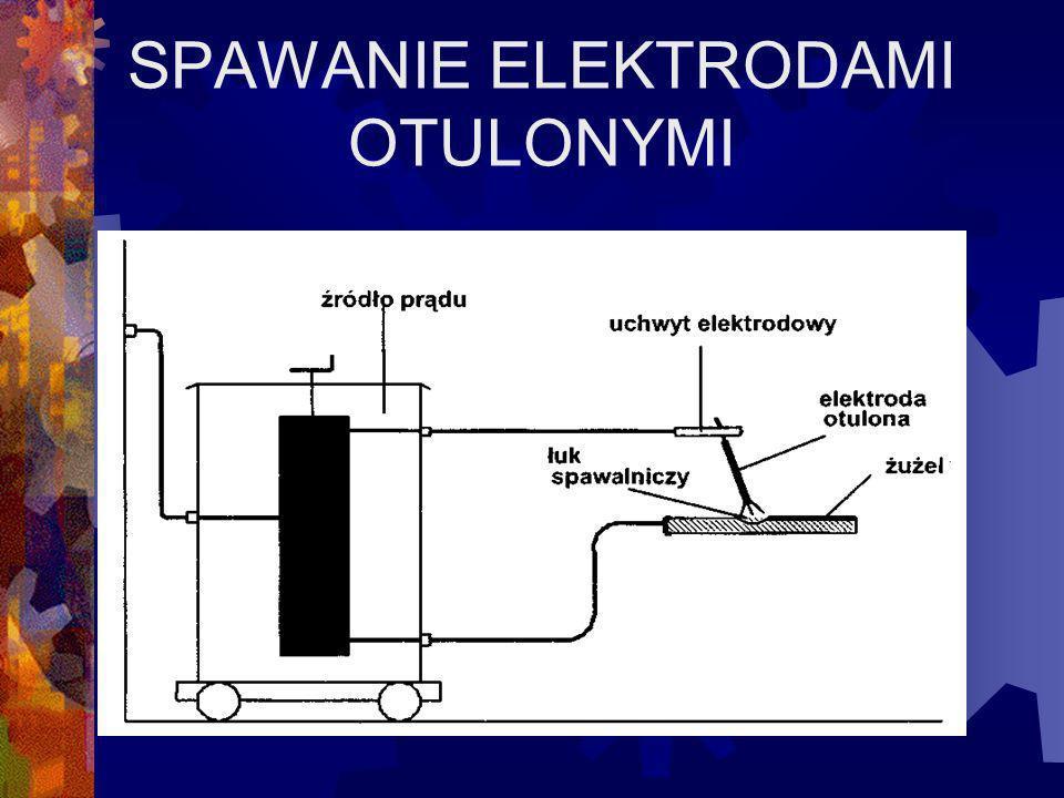 Wpływ rodzaju prądu i biegunowości łuku na rozdział ciepła