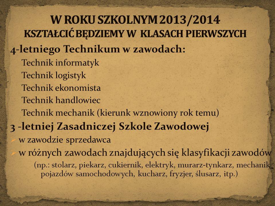 Nasza szkoła jest organizatorem Wojewódzkiego konkursu SUPERHANDLOWIEC – w tym roku zespół z Chełmna zajął III miejsce