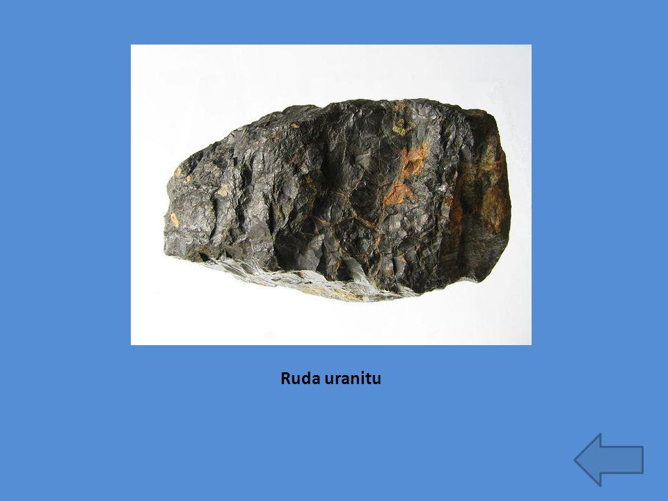 Ruda uranitu