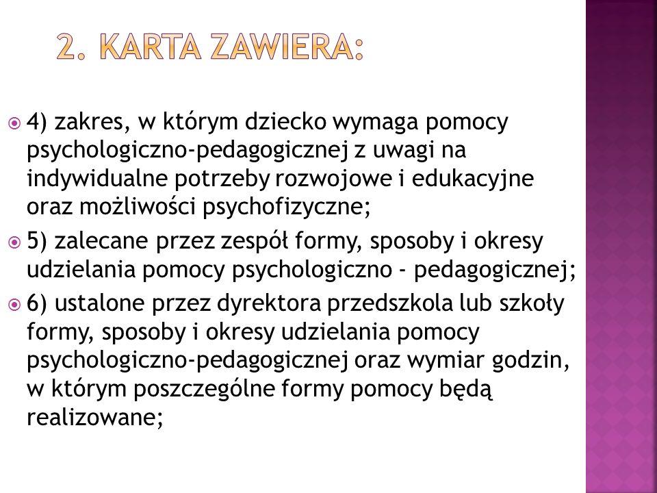 wychowawca klasy III Gimnazjum Specjaliści psychologpedagogjęzyk polski matematyka X