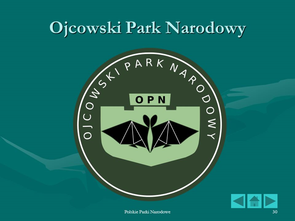 Polskie Parki Narodowe30 Ojcowski Park Narodowy