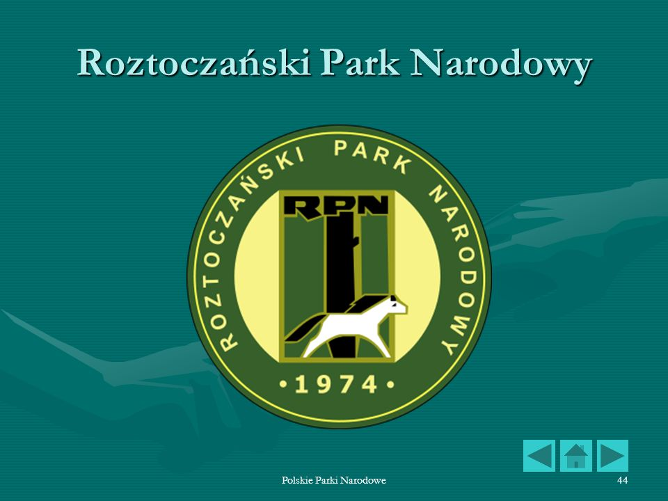 Polskie Parki Narodowe44 Roztoczański Park Narodowy