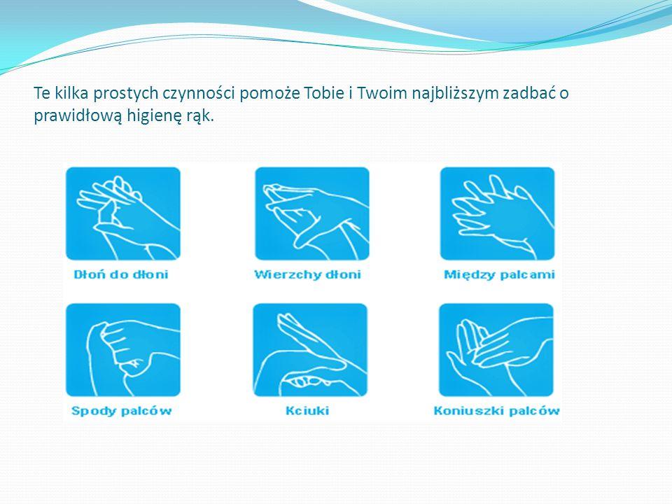 O myciu rąk Wydawać by się mogło, że o potrzebie mycia rąk wszyscy wiemy i wiemy również, jak należy dobrze myć ręce. W praktyce jednak wygląda to zup