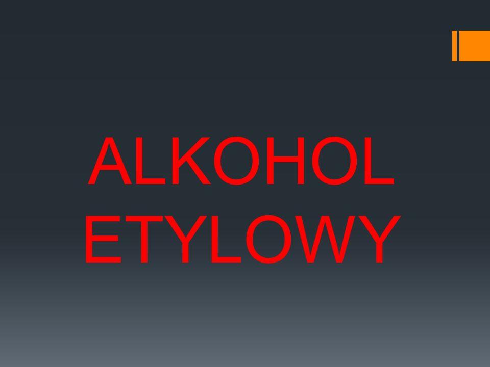 ALKOHOL W POLSCE Statystyczny Polak wypija rocznie 8 litrów wódki.