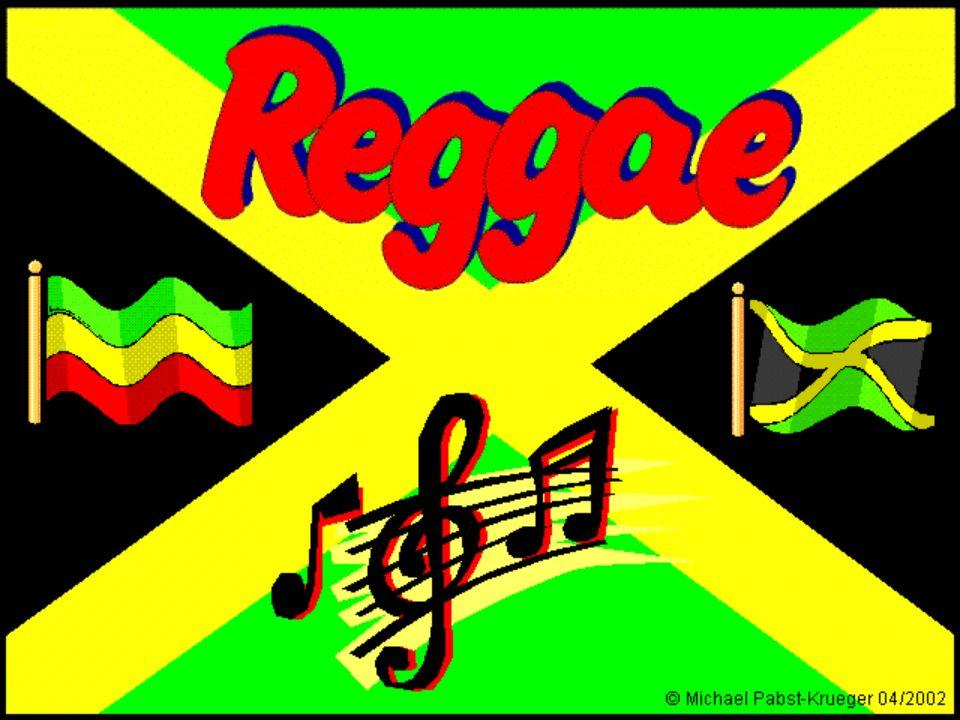 REGGAE Po raz pierwszy terminu reggae użył w 1967 Toots Hibbert.