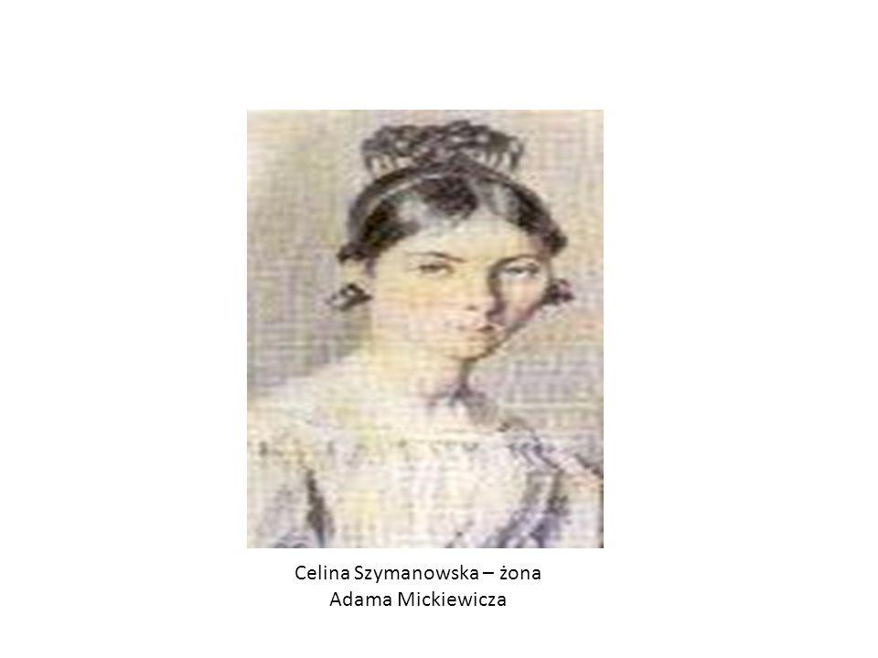 Pobyt w Paryżu Z Drezna udał się do Paryża, gdzie osiadł na emigracji. W 1834 ożenił się z Celiną Szymanowską, z którą miał sześcioro dzieci – córki M