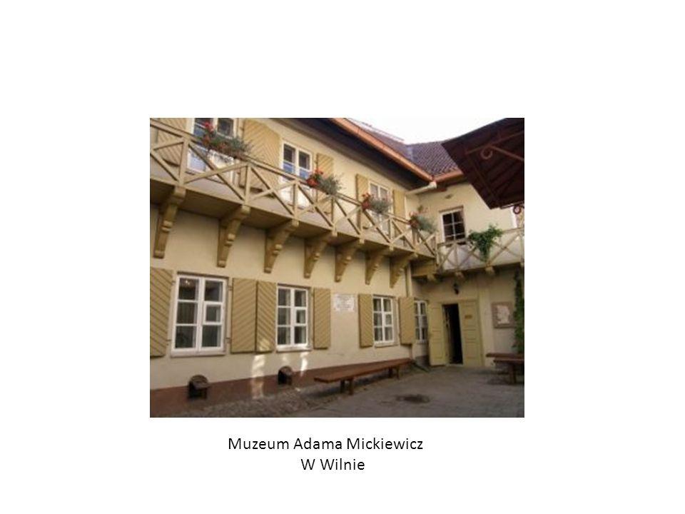 Muzea Muzeum w Śmiełowie Muzeum w Nowogródku