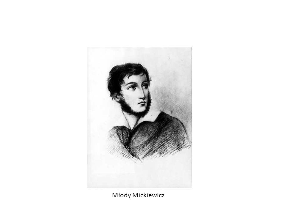 Młodość poety Po ukończeniu miejscowej, prowadzonej przez dominikanów szkoły (1815) udał się na studia filologiczno- historyczne do Wilna. Utrzymywał