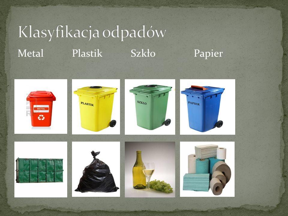 Zgniataj plastikowe butelki przed wyrzuceniem.Odkręcaj nakrętki.
