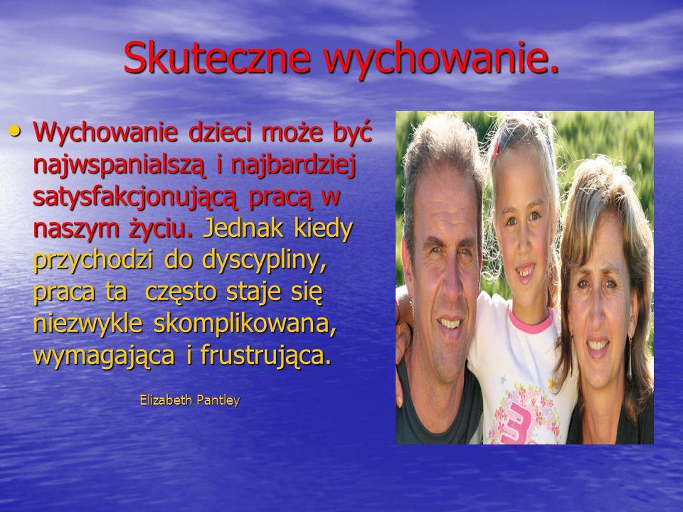 Samo słowo dyscyplina wielu rodzicom kojarzy się z surowymi karami i płaczącym dzieckiem.