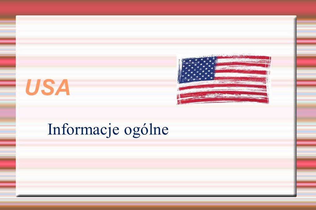 USA Informacje ogólne