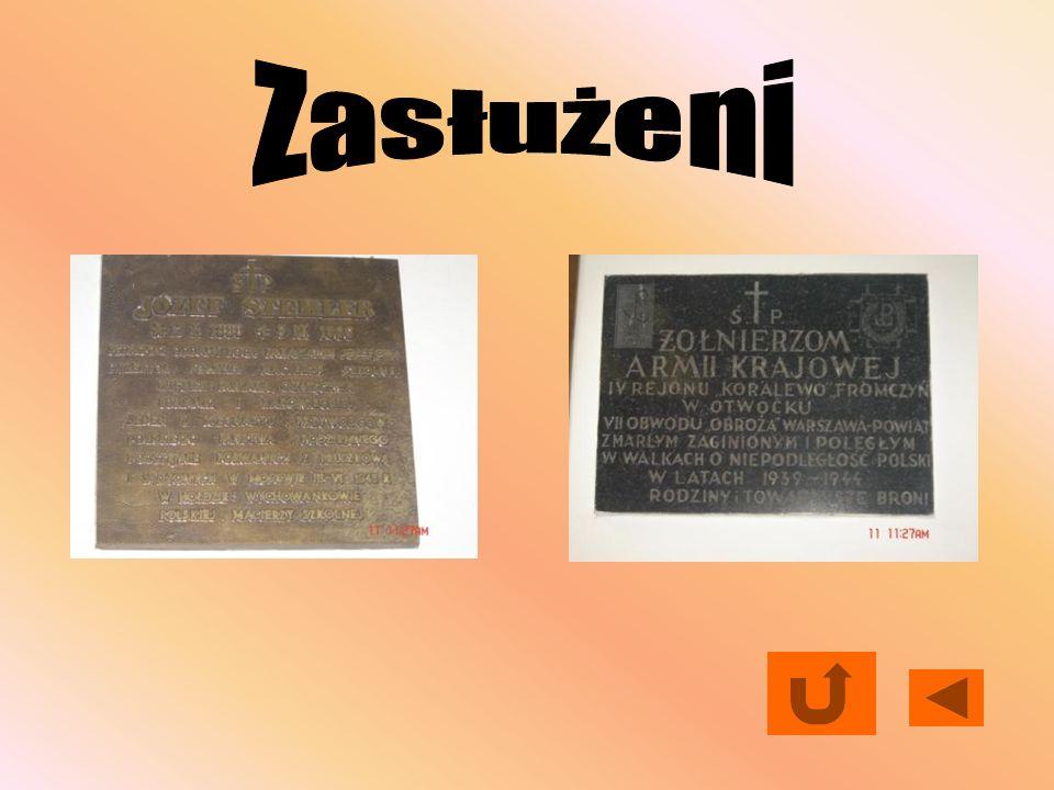 Cmentarz grzebalny znajduje się przy ul.Wawerskiej.