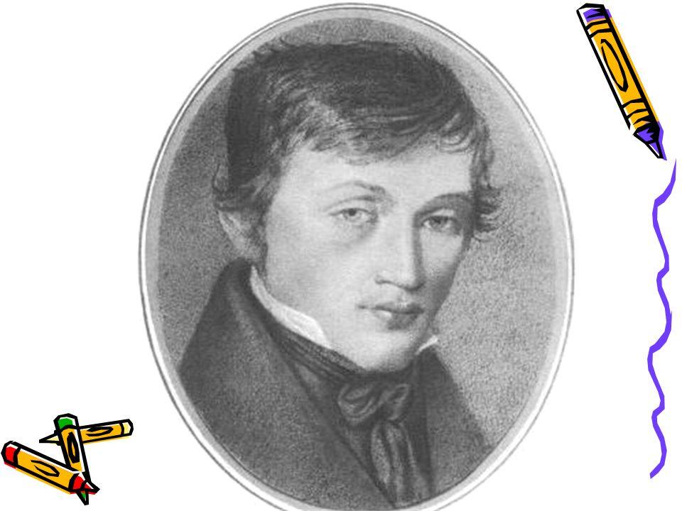 Adam Mickiewicz… … urodzony 24 grudnia 1798 roku w Zaosiu koło Nowogródka.