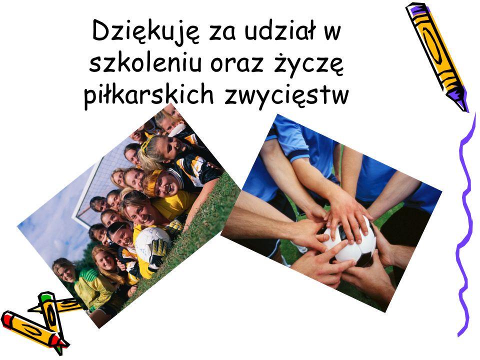 Zakończenie Powyższa prezentacja została opracowana przez Alinę Malko na potrzeby sekcji sportowej Atletoskoczki przy Zespole Szkół Specjalnych w Biel