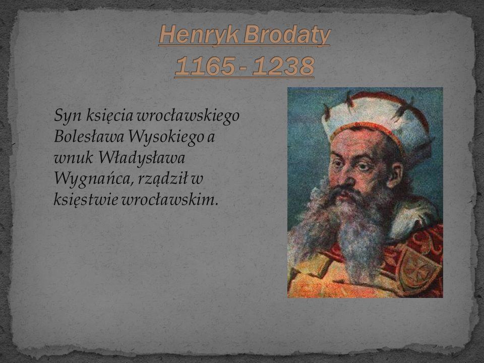 Syn księcia wrocławskiego Bolesława Wysokiego a wnuk Władysława Wygnańca, rządził w księstwie wrocławskim.