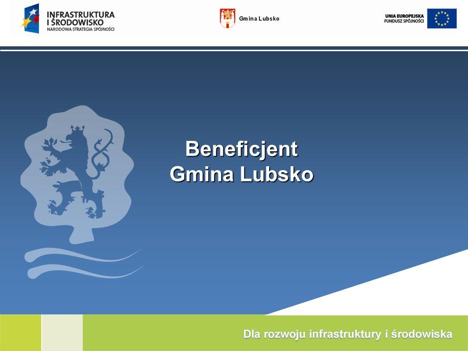 Beneficjent Gmina Lubsko