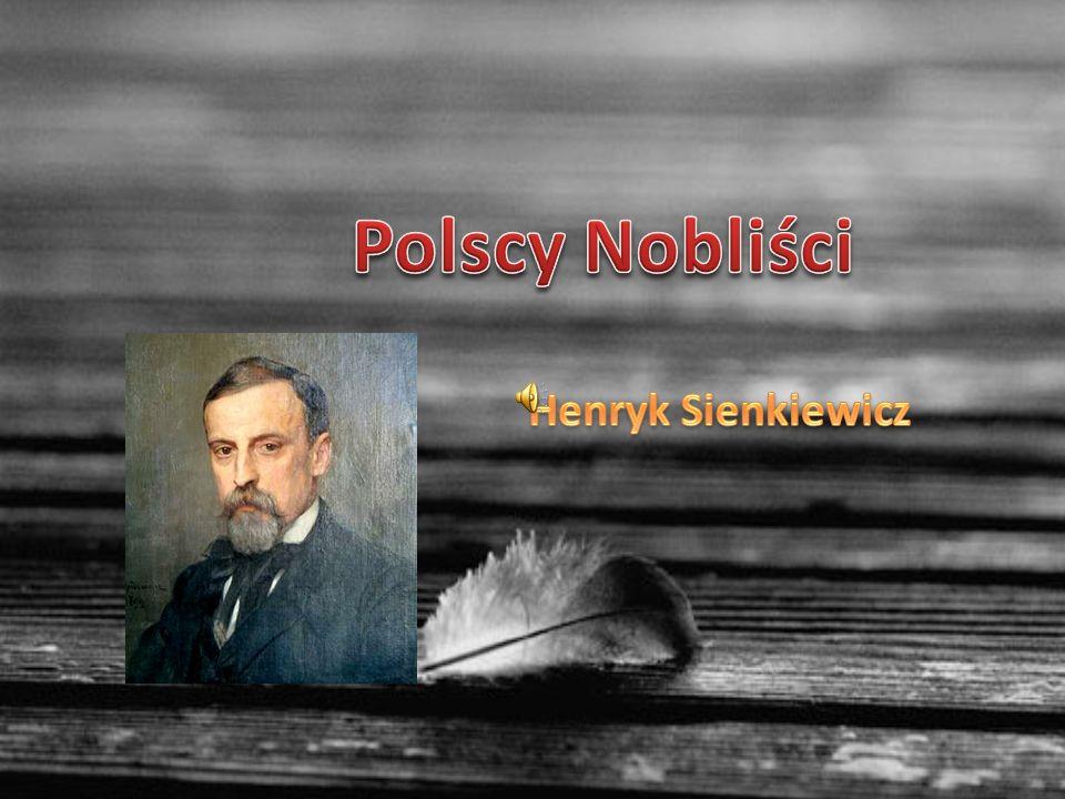 Biografia Henryka Sienkiewicza Henryk Adam Aleksander Pius Sienkiewicz urodził się 5 maja 1846r.