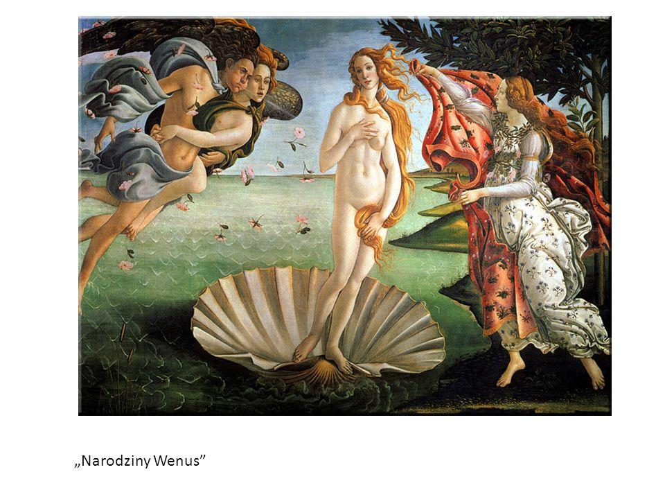 Narodziny Wenus