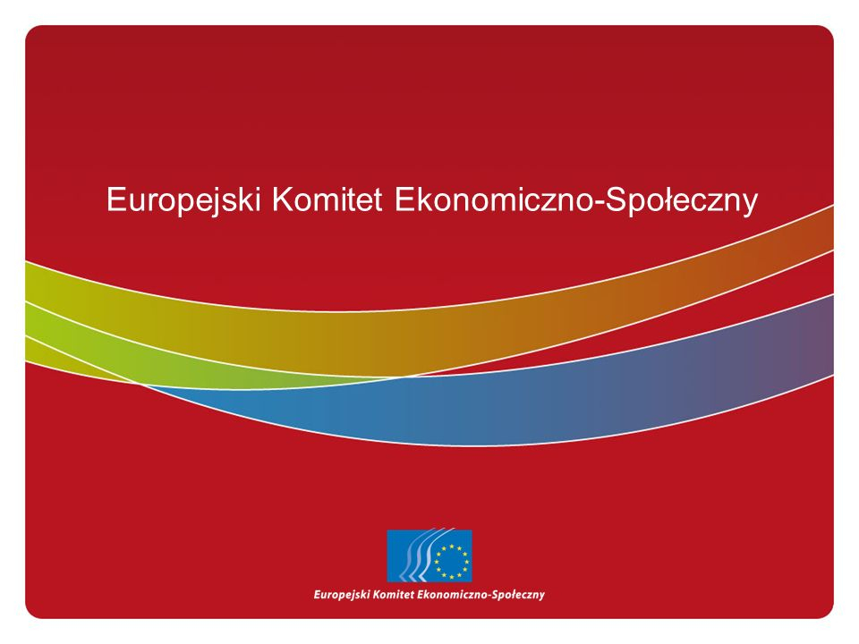 Europejski Komitet Ekonomiczno-Społeczny
