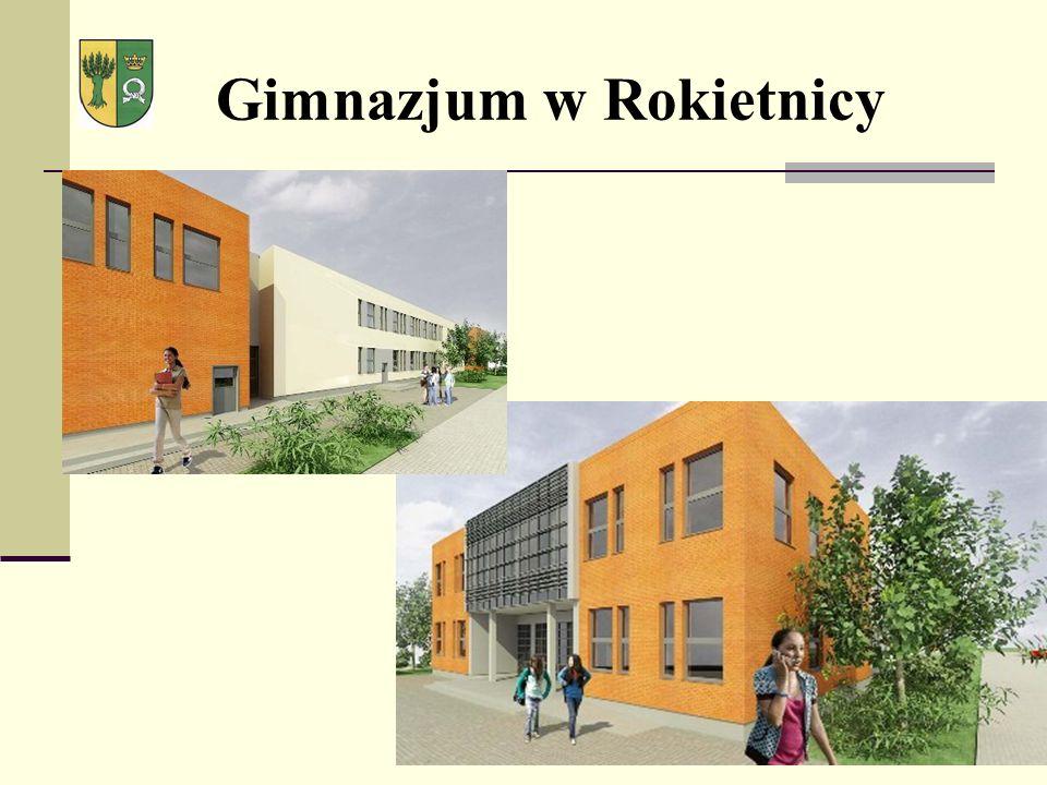 Gimnazjum w Rokietnicy