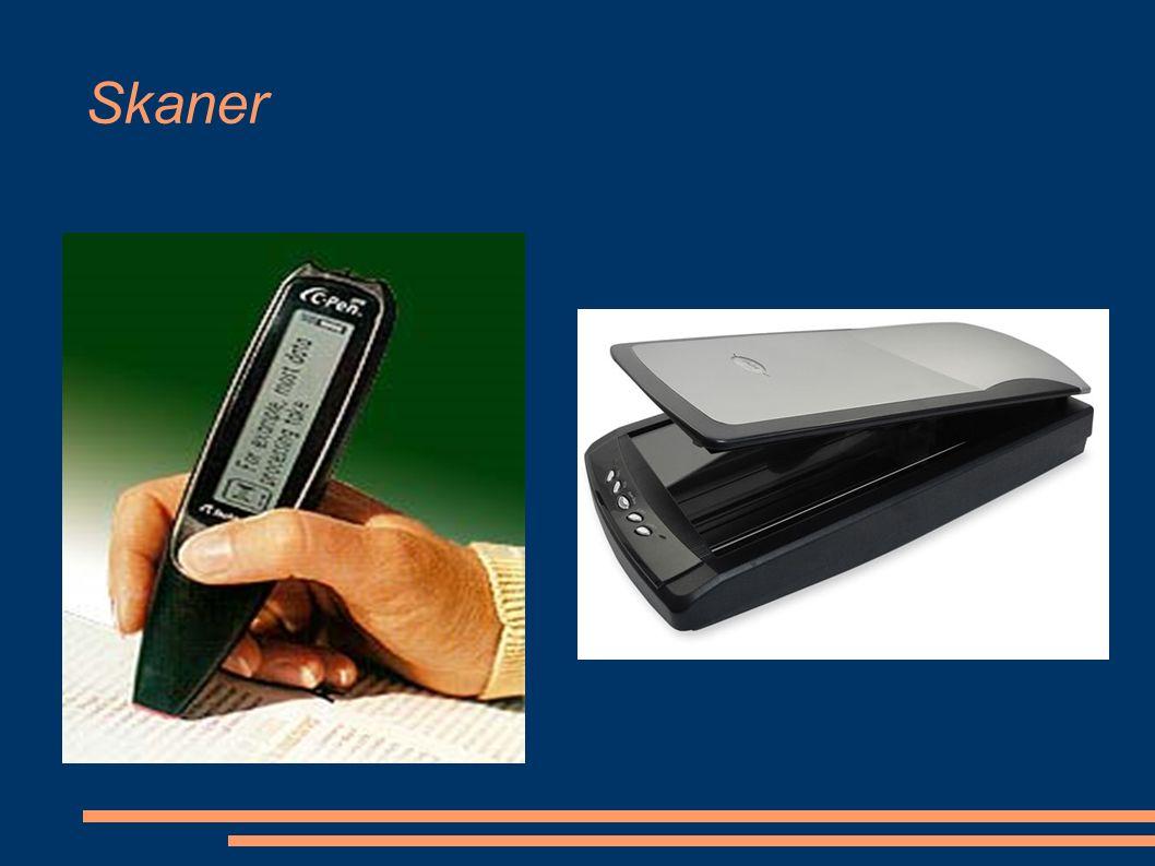 Monitor Monitory charakteryzują określone parametry: Wielkość ekranu – Określa ona przekątną ekranu, jest podawana w calach.
