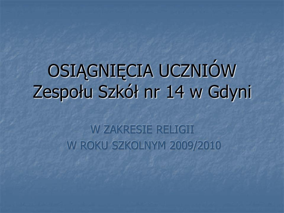 RELIGIA Elżbieta Ambrosiewicz Ks.Dominik Cichy Ks.