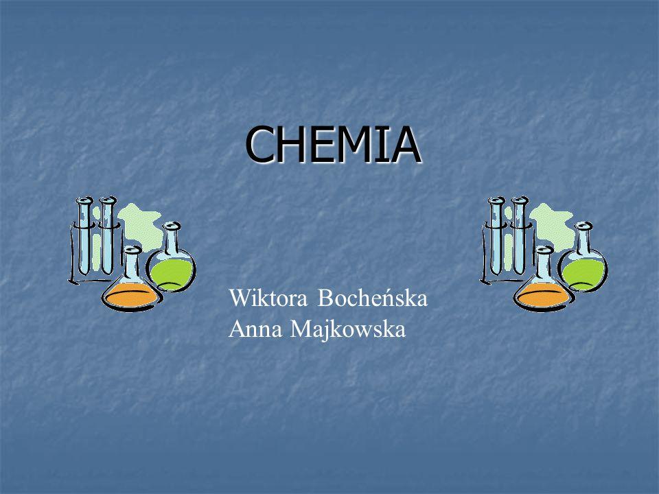 Wojewódzki Konkurs Chemiczny Etap szkolny – 15 uczestników Etap rejonowy – 2 uczestników Milena Steinka III c n-l Anna Majkowska Adam Theus III a n-l Anna Majkowska
