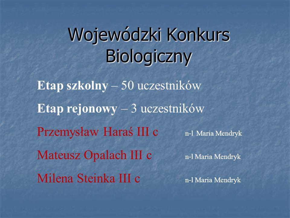 KONKURS ZAPRASZAMY PTAKI DO GDYNI W XII edycji konkursu naszą szkołę reprezentowały 4 karmniki i 11 budek lęgowych.
