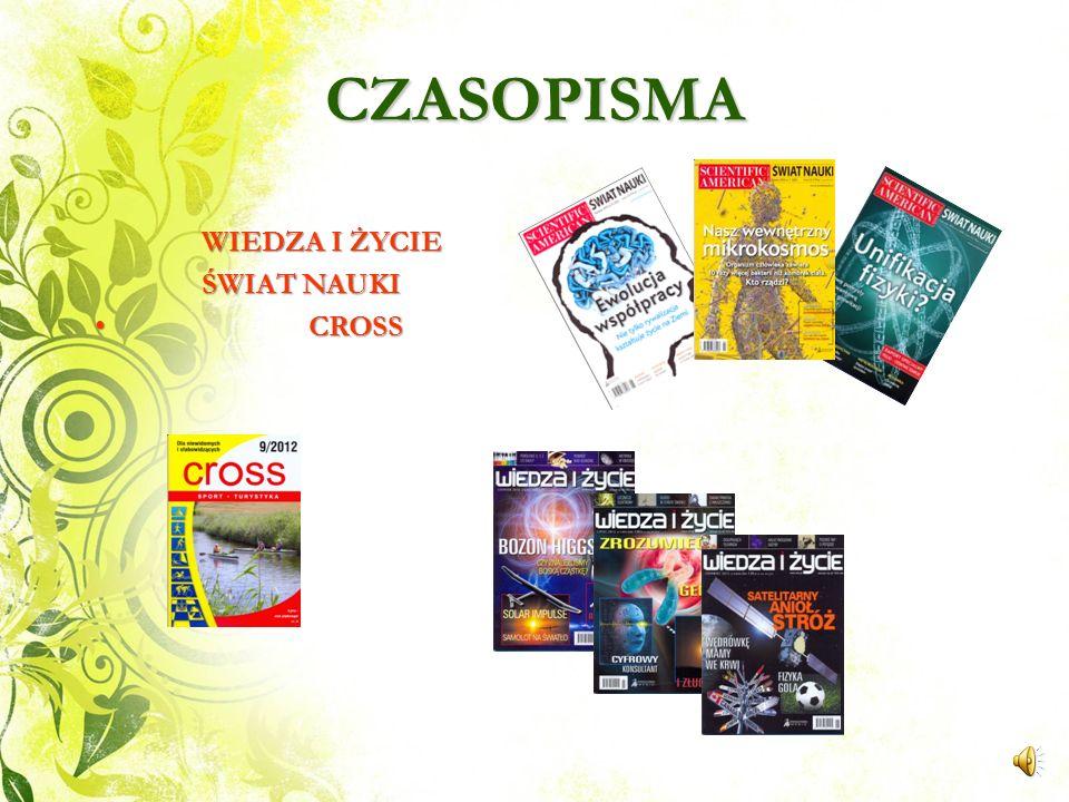 ZBIORY BIBLIOTEKI cd. Systematycznie uzupełniany jest też dział z literaturą pedagogiczną do wykorzystania przez nauczycieli i wychowawców Szkoły. Czy