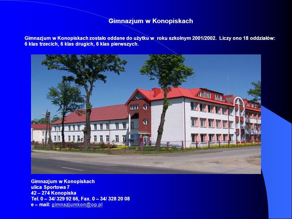 Orkiestra Dęta Ochotniczych Straży Pożarnych w Konopiskach reprezentuje gminę na festiwalach w kraju i za granicą.