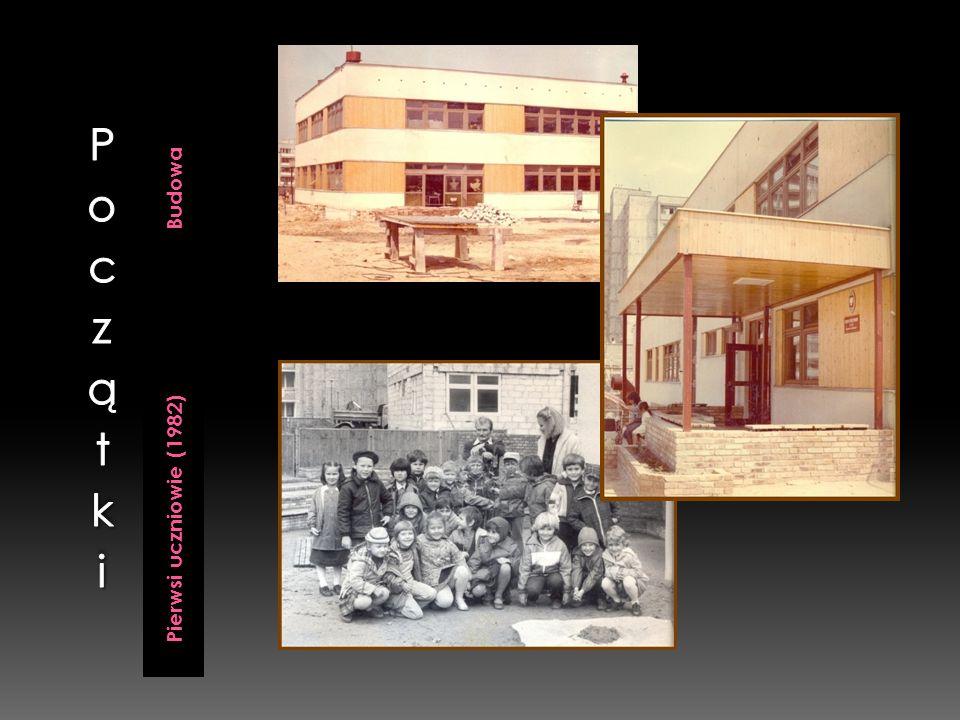 Budowa Pierwsi uczniowie (1982)