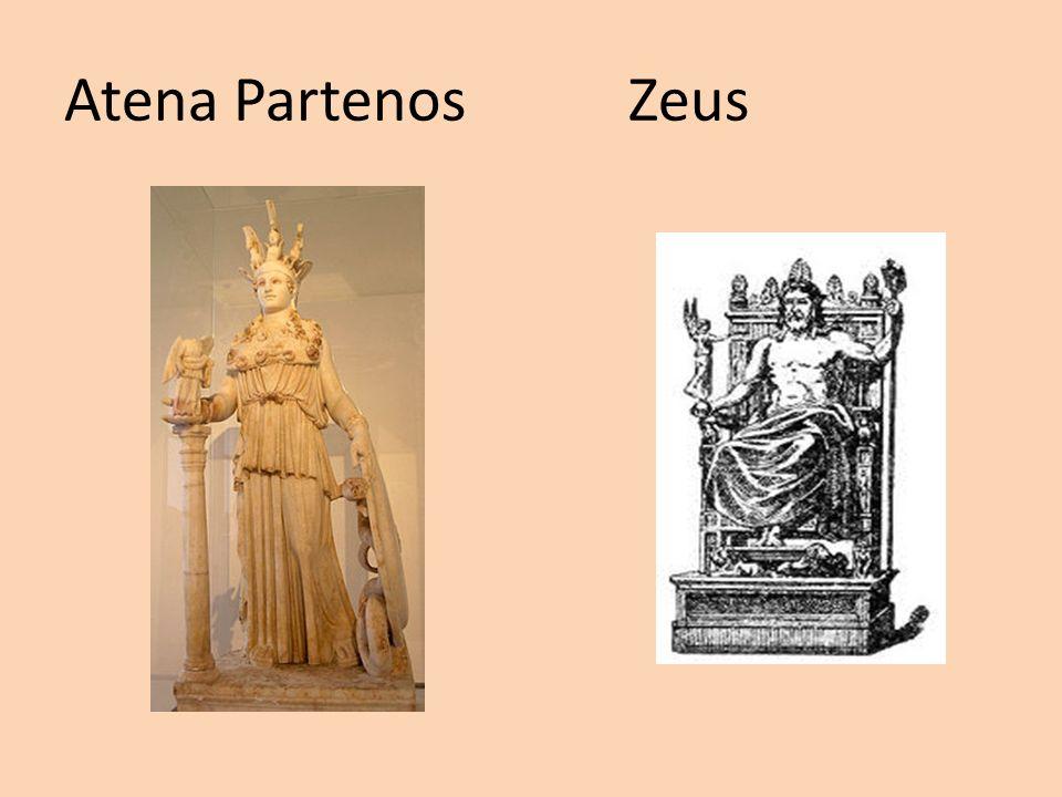 Atena Partenos Zeus