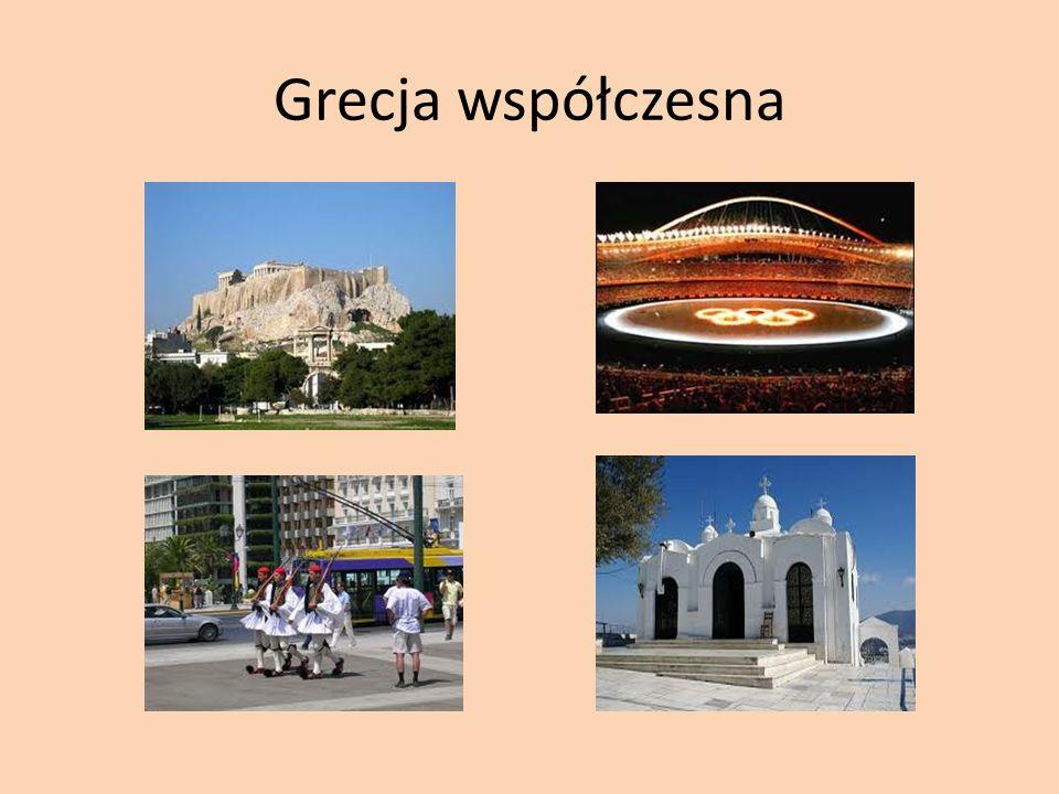 Podsumowanie Grekom zawdzięczamy: - Demokrację - Filozofię - Naukę - Teatr - Literaturę - Igrzyska - Architekturę