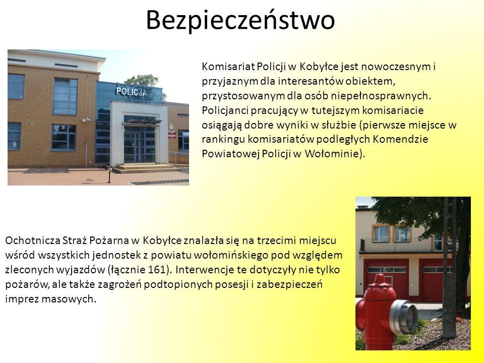 Bezpieczeństwo Komisariat Policji w Kobyłce jest nowoczesnym i przyjaznym dla interesantów obiektem, przystosowanym dla osób niepełnosprawnych. Policj
