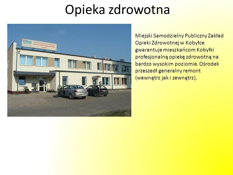 Opieka zdrowotna Miejski Samodzielny Publiczny Zakład Opieki Zdrowotnej w Kobyłce gwarantuje mieszkańcom Kobyłki profesjonalną opiekę zdrowotną na bar