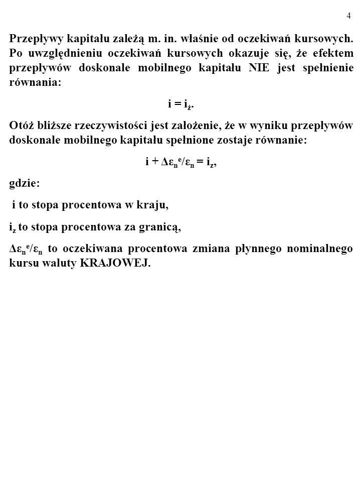 24 Ramka 1.Europejski Mechanizm Kursów Walutowych, ERM.