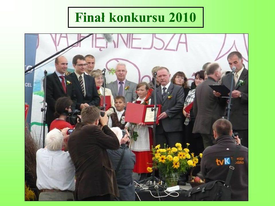 Finał konkursu 2010