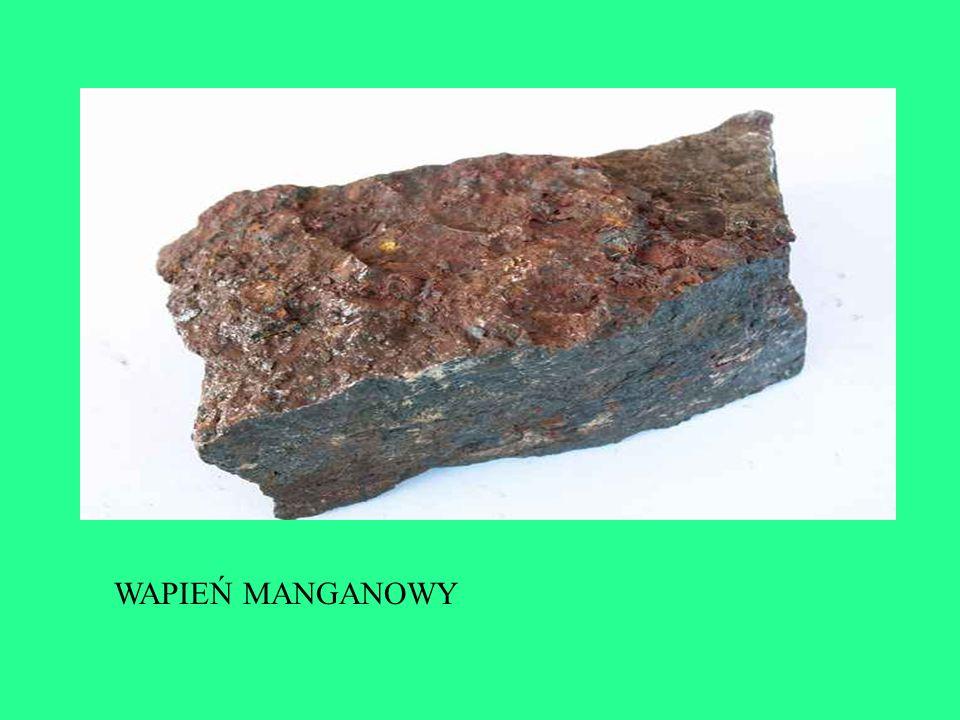 WAPIEŃ MANGANOWY