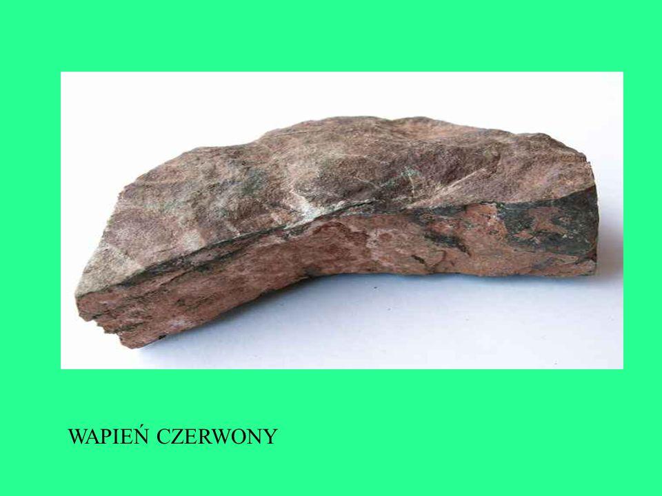 WAPIEŃ CZERWONY