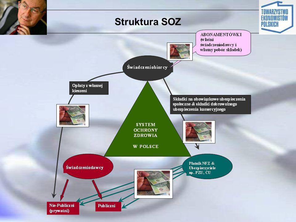 Struktura SOZ