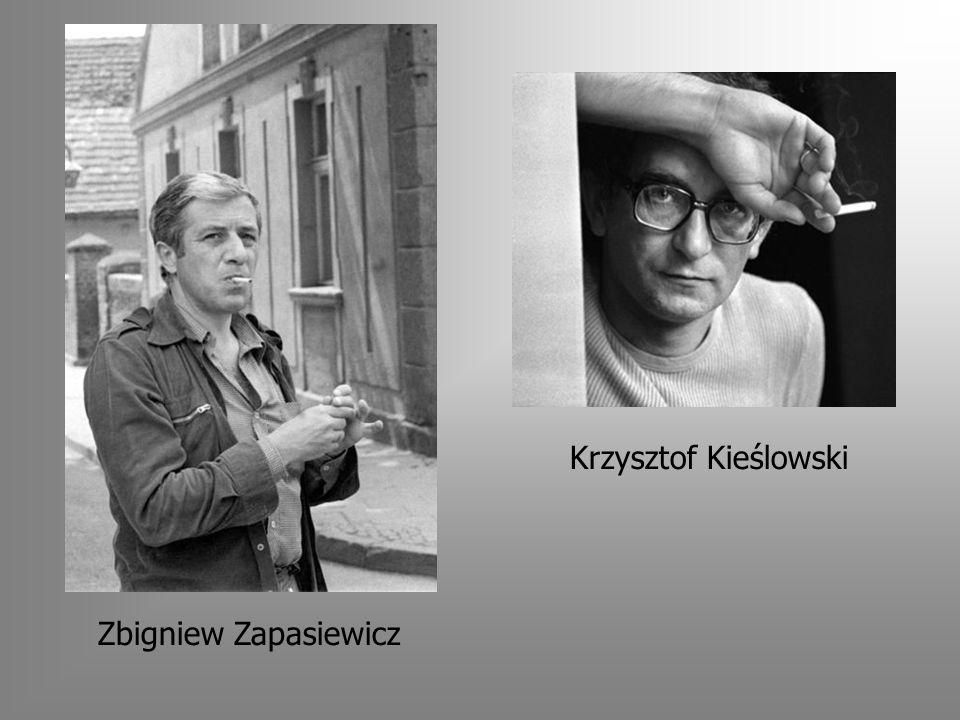 Zbigniew Zapasiewicz Krzysztof Kieślowski