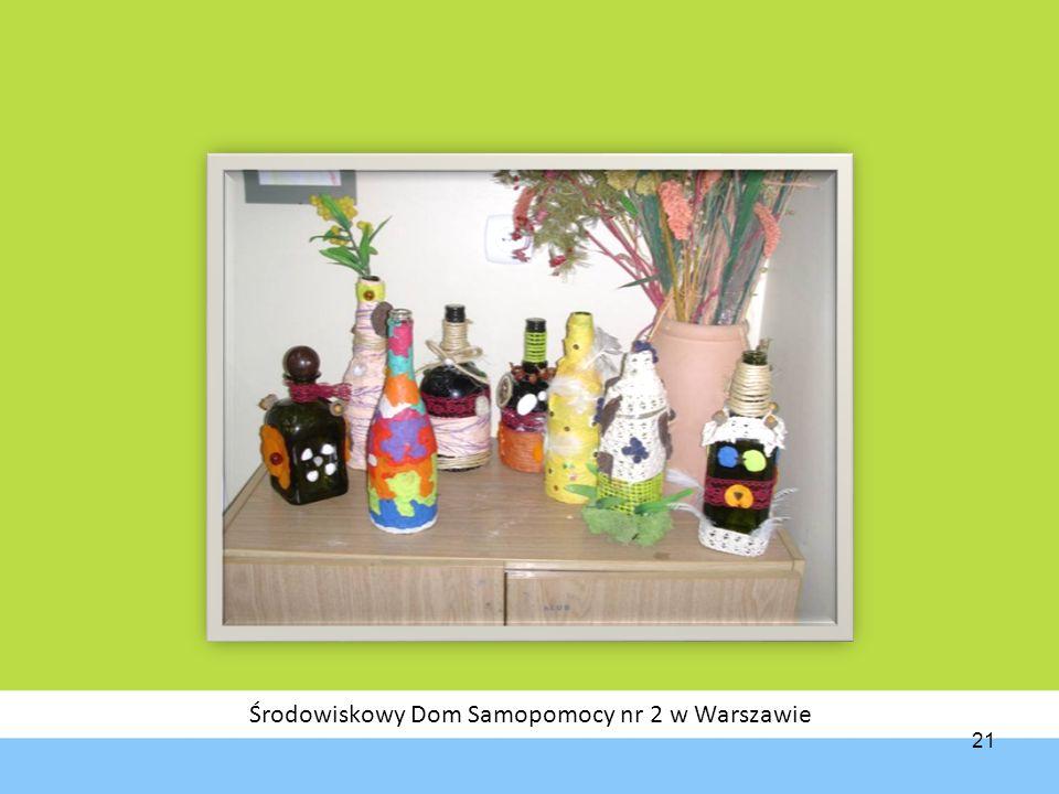 Środowiskowy Dom Samopomocy nr 2 w Warszawie 21