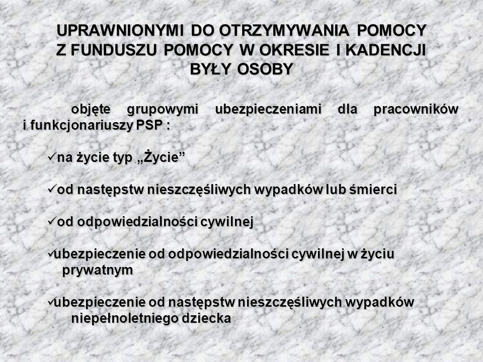 ORAZ 21 POŻYCZEK NA KWOTĘ 262 300,00 zł.