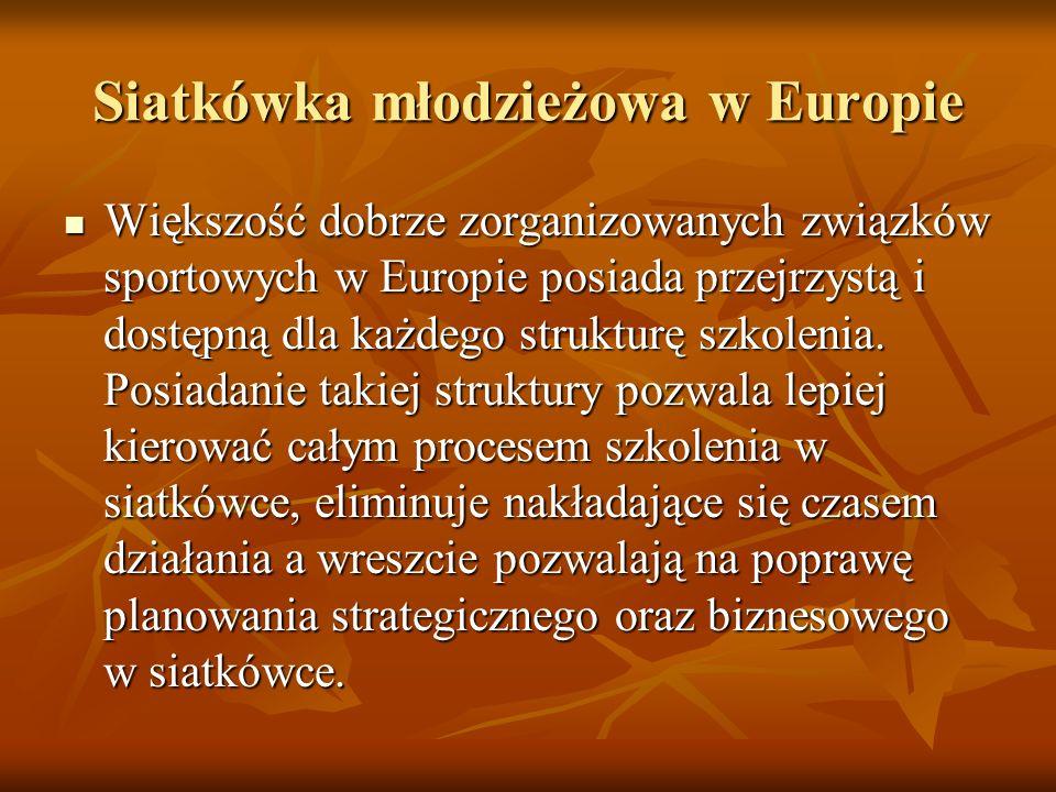 Doc. dr Grzegorz Grządziel, AWF im. Jerzego Kukuczki w Katowicach Jak szkolą dzieci -młodzież w siatkówce w wybranych krajach ?