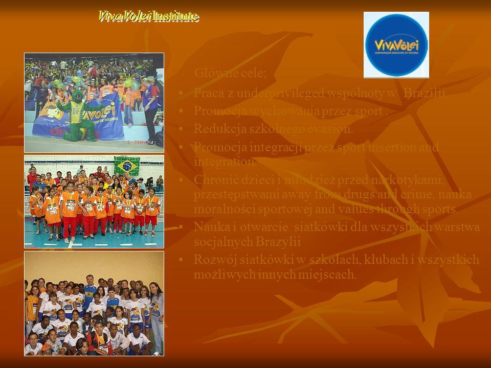 Historia rozwoju projektu Historia rozwoju projektu 1998 - Program zaprezentowany po meczu BRA x RUS – 120 dzieci (8-12 lat) początkowo - 3 ośrodków >