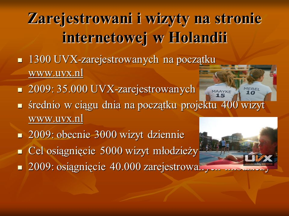 Ultimate Volley Xperience Ostatnio opracowany nowy produkt przez NeVoBo Ostatnio opracowany nowy produkt przez NeVoBo Tylko federacja holenderska ma t