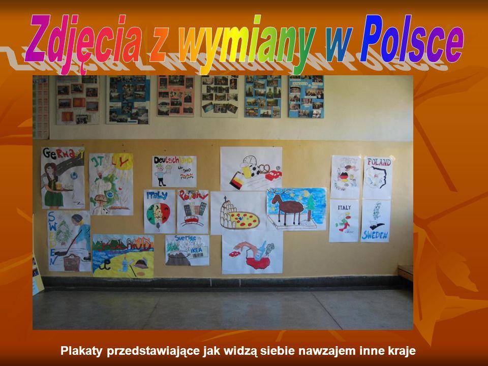 Plakaty przedstawiające jak widzą siebie nawzajem inne kraje