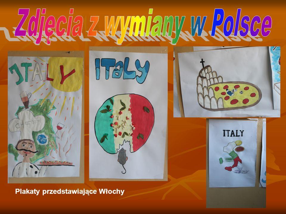 Plakaty przedstawiające Włochy